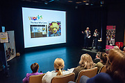 Images from the 2018 RISE Symposium, on Arts and Mental Health.<br /> <br /> RISE was delivered in partnership by CABN, Live Borders and the Joint Health Improvement Team (Scottish Borders Council/NHS Borders). This event took place to coincide with the Scottish Mental Health Arts Festival – with events taking place across Scotland from 7 – 27 May 2018.<br /> <br /> Speakers included:<br /> <br /> Kevin Harrison – Director (CEO) Artlink Central  •  Susheila Jamieson, Artist  •  Haylis Smith – Mental Health Strategy & Commissioning Manager, Scottish Borders Council • Allyson McCollam – Associate Director of Public Health  • Siobhan McConnachie – Head of Education, National Galleries of Scotland  •  Scott Wright, Grant Pringle – Workplus  •  Sharon Quigley – Artist  •  Clare de Bolle – Chief Officer, Youth Borders   •  Soundcycle  •  Tom Swift – VOMO  •  Niall Campbell, Catriona Barquist – Borders College  •  Arabella Harvey – Roundtable Projects, NHS Lothian  •  Shaureen Lammie – Museums & Galleries, Live Borders   •  Niamh Allum – Gala Resource Centre  •  Mairi Murphy – Lapidus (Words for Wellbeing) •  David Pitt – Art in Healthcare<br /> <br /> Breakout Sessions included:<br /> <br /> Young People's Emotional Health and Creativity<br /> Art in Health and Social Care Contexts: commissioning artists/artists in residence<br /> Arts & Wellbeing in Communities<br /> Arts for Recovery