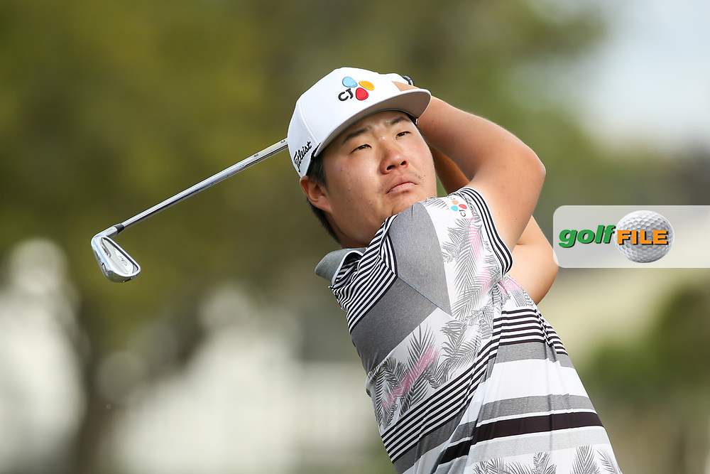 Sungjae Im (KOR) during the final round of the Arnold Palmer Invitational presented by Mastercard, Bay Hill, Orlando, Florida, USA. 08/03/2020.<br /> Picture: Golffile   Scott Halleran<br /> <br /> <br /> All photo usage must carry mandatory copyright credit (© Golffile   Scott Halleran)