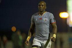 September 9, 2017 - Galway, Ireland - Victor Sekekete of S.Kings pictured during the Guinness PRO14 rugby match between Connacht Rugby and Southern Kings at the Sportsground in Galway, Ireland on September 9, 2017  (Credit Image: © Andrew Surma/NurPhoto via ZUMA Press)