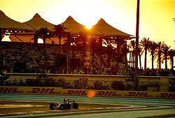 November 25, 2017 - Abu Dhabi, United Arab Emirates - Motorsports: FIA Formula One World Championship 2017, Grand Prix of Abu Dhabi, .#77 Valtteri Bottas (FIN, Mercedes AMG Petronas F1 Team) (Credit Image: © Hoch Zwei via ZUMA Wire)