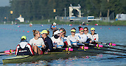 Amsterdam. NETHERLANDS. USA W8+. Boating. 2014 FISA  World Rowing. Championships.  De Bosbaan Rowing Course . 08:17:51  Thursday  21/08/2014  [Mandatory Credit; Peter Spurrier/Intersport-images]