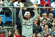 DESCRIZIONE : Pesaro Lega A 2015-16 Consultinvest VL Libertas Pesaro vs Acqua Vita snella Cantù<br /> GIOCATORE : Gianmarco Tamberi<br /> CATEGORIA : Personaggio sportivo<br /> SQUADRA : <br /> EVENTO : 29ª giornata di Ritorno<br /> GARA : Consultinvest Pesaro<br /> DATA : 24-04-16<br /> SPORT : Pallacanestro<br /> AUTORE : Agenzia Ciamillo-Castoria/F. Petrangeli<br /> Galleria : Lega Basket A 2015-2016<br /> Fotonotizia : <br /> Predefinita :