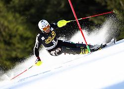 THALER Patrick of Italy competes during Men's Slalom - Pokal Vitranc 2014 of FIS Alpine Ski World Cup 2013/2014, on March 9, 2014 in Vitranc, Kranjska Gora, Slovenia. Photo by Matic Klansek Velej / Sportida