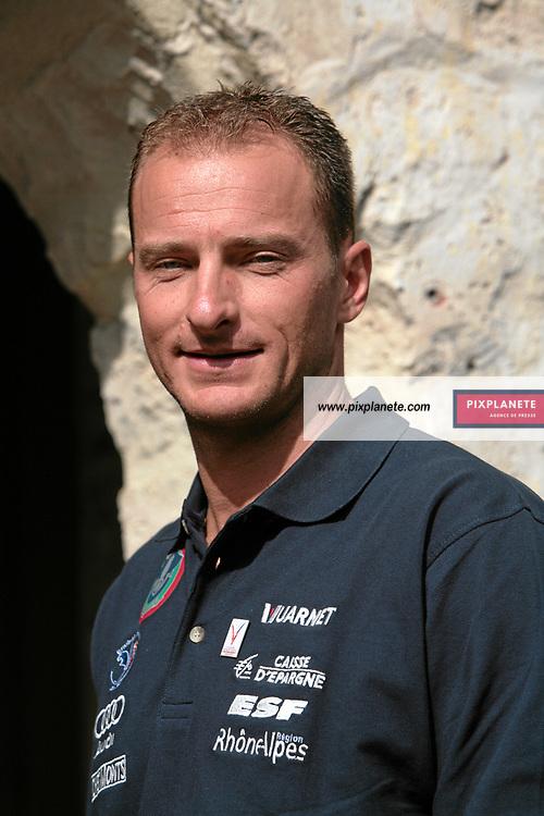 présentation de l'équipe de France de ski 2007-2008 - Photos exclusives - 9/10/2007 - JSB / PixPlanete