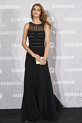 November 3, 2016 - Madrid, Madrid, Spain - Samantha Gradoville attends the GQ 2016 Men of the Year Awards ceremony at the Palace Hotel on November 3, 2016 in Madrid, Spain. (Credit Image: © Jack Abuin via ZUMA Wire)