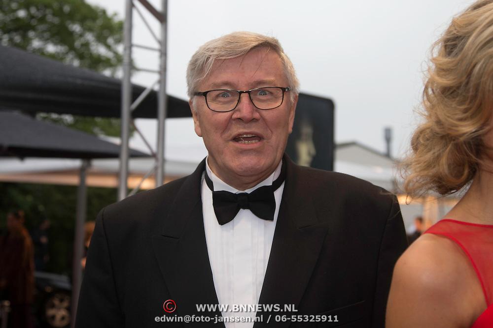 NLD/Amsterdam/20140508 - Wereldpremiere Musical Anne, Barry Stevens