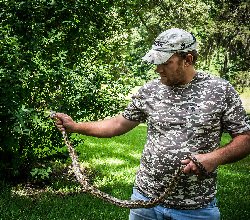 Mount Locus historical place : there was a chicken snake visiting also