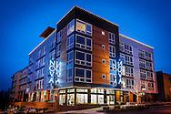 2012 December 13 - Nova Apartments, West Seattle, WA. Photo by Richard Walker/Vecta Photo