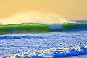 Pacific Ocean Waves