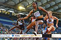 CHEPKOECH Beatrice KEN 3000m Steeplechase Women <br /> Roma 31-05-2018 Stadio Olimpico  <br /> Iaaf Diamond League Golden Gala <br /> Athletic Meeting <br /> Foto Andrea Staccioli/Insidefoto