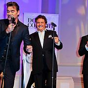 NLD/Hilversum/20111130 - Rene Froger & Jeroen van der Boom geven concert voor Stichting Don, Jeroen van der Boom, Rene Froger en Sonny Hoogwerf