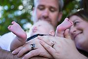 Joel & Erica family portraits