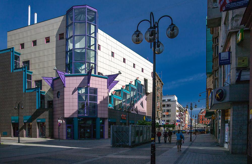 Dom towarowy Solpol we Wrocławiu, Polska<br /> Department store Solpol in Wrocław, Poland