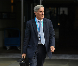 Senior Conservative Sir John Redwood on day 2 of the Conservative Party conference in Manchester.<br /> <br /> © Dave Johnston / EEm