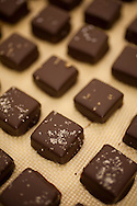 Xocolatl Chocolate owned by David Briggs features among other treats, salted caramels.