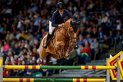 Longem Marie, NOR, Algorhythem<br /> Stuttgart German Masters 2017<br /> © Hippo Foto - Stefan Lafrentz
