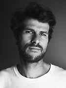 Portrait of Bennett Atkinson. Surfer,designer and general legend