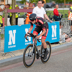 UTRECHT (NED) July 8 CYCLING: <br /> Proloog Baloise Belgium tour<br /> Ellen van Loy