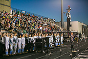 Shadow Drum and Bugle Corps performs their Thank You Show at Oregon High School in Oregon, Wisconsin on July 29, 2017. <br /> <br /> Beth Skogen Photography - www.bethskogen.com
