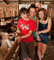 (Karen Bobotas/for the Laconia Daily Sun)Belknap County 4-H Fair at Belmont Fairgrounds.   (Karen Bobotas/for the Laconia Daily Sun)