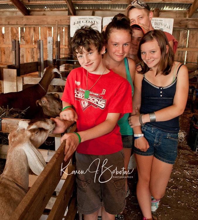 (Karen Bobotas/for the Laconia Daily Sun)Belknap County 4-H Fair at Belmont Fairgrounds.   (Karen Bobotas/for the Laconia Daily Sun)