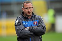 Football - League One - Carlisle vs. Brentford<br /> Greg Abbott (Carlisle manager) at Brunton Park