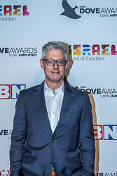 October 11, 2016 - Nashville, Tennessee, USA - Matt Maher at the 47th Annual GMA Dove Awards  in Nashville, TN at Allen Arena on the campus of Lipscomb University.  The GMA Dove Awards is an awards show produced by the Gospel Music Association. (Credit Image: © Jason Walle via ZUMA Wire)