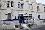 Israel, Jerusalem, The court house