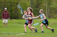 Lakes Region Lacrosse U13 girls versus Manchester  May 21, 2011.