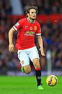 Daley Blind of Manchester United - Manchester United vs. Crystal Palace - Barclay's Premier League - Old Trafford - Manchester - 08/11/2014 Pic Philip Oldham/Sportimage