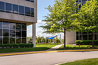 Architectural image of Greens 2 Office Building in Chantilly Virginia by Jeffrey Sauers of Commercial Photographics, Architectural Photo and Video Artistry