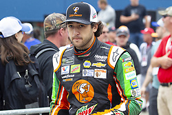 June 10, 2018 - Brooklyn, Michigan, U.S - NASCAR driver CHASE ELLIOTT (9) walks in the pit area at Michigan International Speedway. (Credit Image: © Scott Mapes via ZUMA Wire)