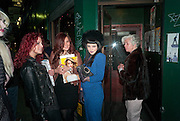 PRINCESS JULIA, Ponystep - issue 3 launch party, George and Dragon, 2-4 Hackney Road, London, E2.  April 5 2012.