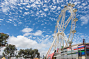 Melbourne Star Observation Wheel at The District Docklands
