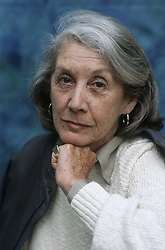 March 20, 2016 - Paris, France - Nadine Gordimer in 1988. (Credit Image: © Ulf Andersen/Aurimages via ZUMA Press)