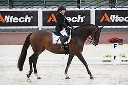 Ashley Gowanlock, (CAN), Ferdonia 2 - Team Competition Grade Ib Para Dressage - Alltech FEI World Equestrian Games™ 2014 - Normandy, France.<br /> © Hippo Foto Team - Jon Stroud <br /> 25/06/14