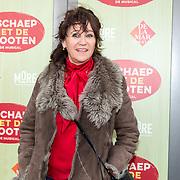 NLD/Amsterdam/20190414 - Premiere 't Schaep met de 5 Pooten, Renée Fokker