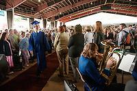 Gilford High School graduation at Meadowbrook Pavilion.  Karen Bobotas/for The Laconia Daily Sun