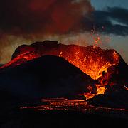 Fagradalsfjall Eruption