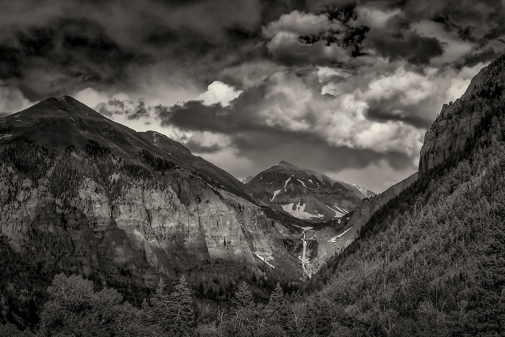 Another beautiful summer day in Telluride, CO.