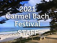 2021 Carmel Bach Festival