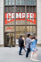 Camper Store. 5th Av. New York. Nendo