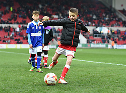 Mascot at Ashton Gate Stadium for the Sky Bet Championship game between Bristol City and Ipswich Town on 13 February 2016 in Bristol, England - Mandatory by-line: Paul Knight/JMP - Mobile: 07966 386802 - 13/02/2016 -  FOOTBALL - Ashton Gate Stadium - Bristol, England -  Bristol City v Ipswich Town - Sky Bet Championship