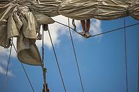 Tall Ships Boston.   ©2017 Karen Bobotas Photographer