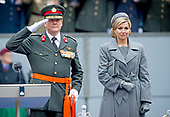 Koning Willem Alexander reikt Militaire Willems-Orde uit