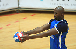 Tevares Luz Andre at finals of Slovenian volleyball cup between OK ACH Volley and OK Salonit Anhovo Kanal, on December 27, 2008, in Nova Gorica, Slovenia. ACH Volley won 3:2.(Photo by Vid Ponikvar / SportIda).