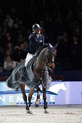 Kurten Jessica (IRL) - Vincente<br /> Jumping Amsterdam 2012<br /> © Hippo Foto - Leanjo de Koster