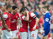 Arsenal v Everton 080314