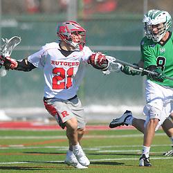 NCAA Men's Lacrosse - Manhattan at Rutgers