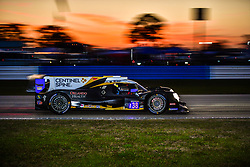 March 14, 2019 - Sebring, Etats Unis - 38 PERFORMANCE TECH MOTORSPORTS (USA) ORECA LMP2 GIBSON KYLE MASSON (USA) ROBERT MASSON (USA) CAMERON CASSELS  (Credit Image: © Panoramic via ZUMA Press)